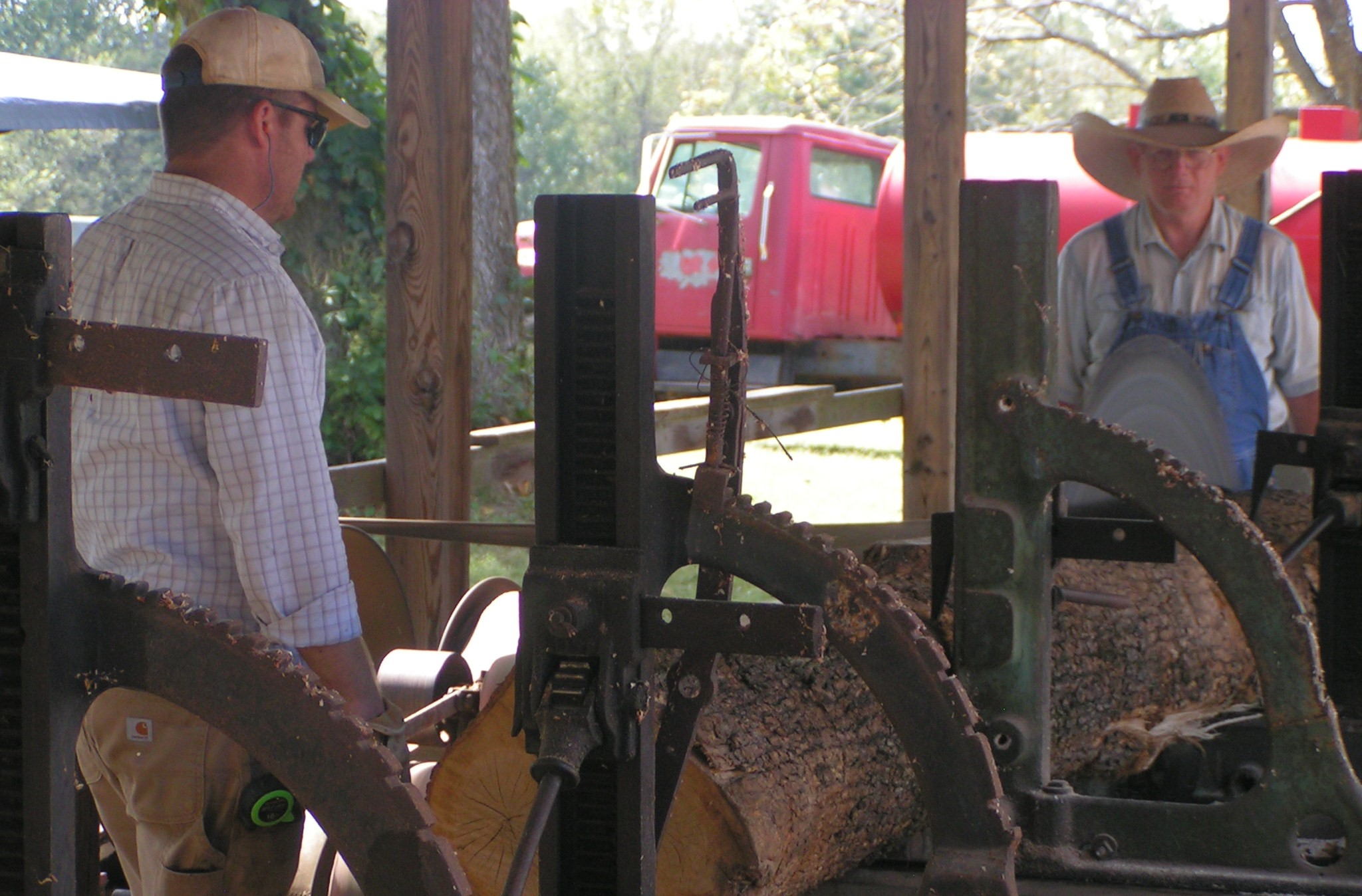 Sawmill exhibition in 2019